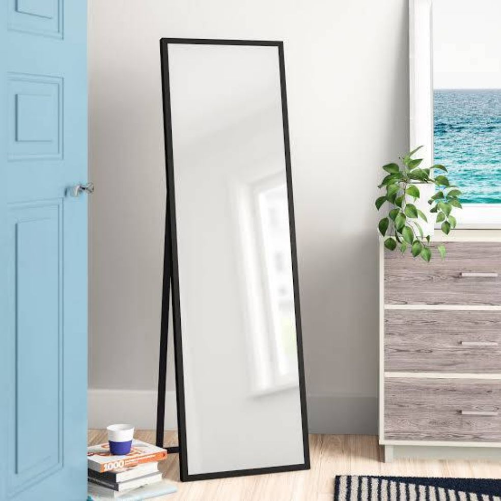 TANYA WILAYAH JANGKAUAN SBLM ORDER] Kaca Cermin Custom Dinding Gantung  Standing Mirror 30 x 130 Murah Fiber Medan | Lazada Indonesia