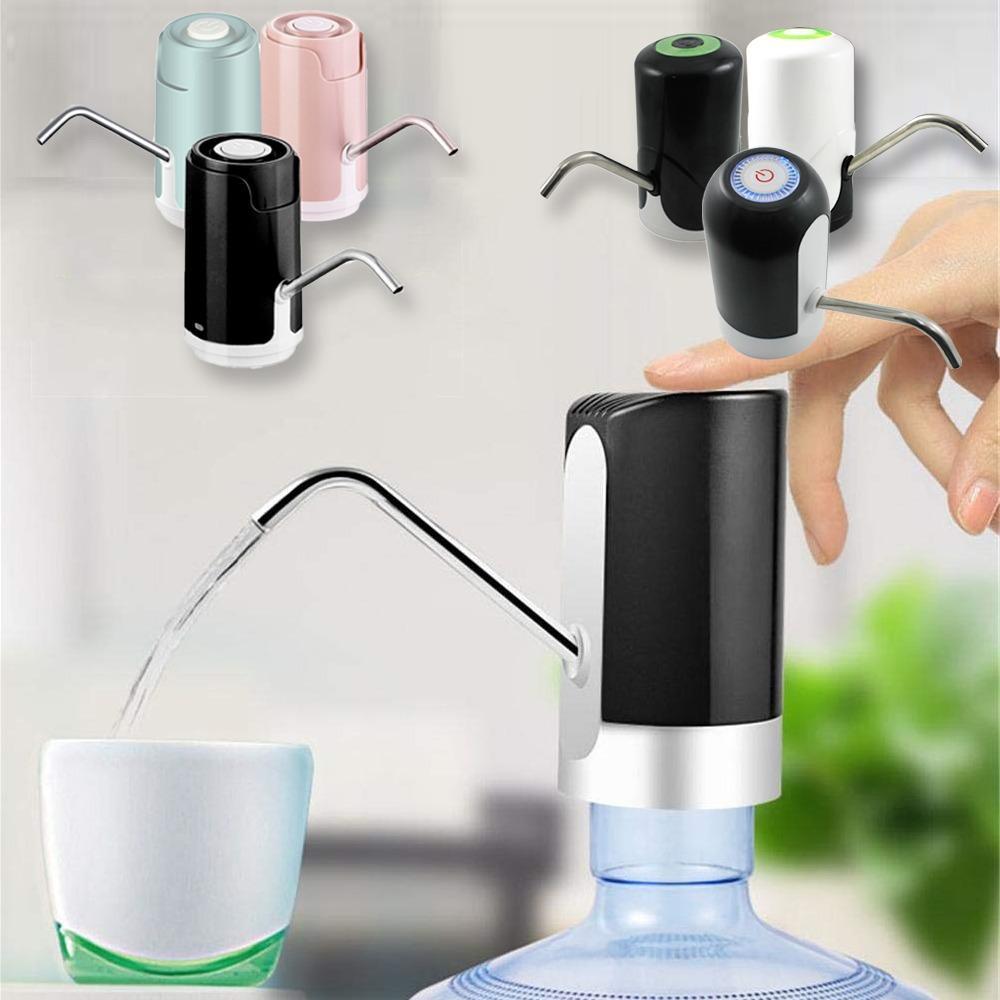 Pompa Galon Listrik Bisa Di Charger - Autimatic Drinking Water Pump Gratis Kabel Usb Random