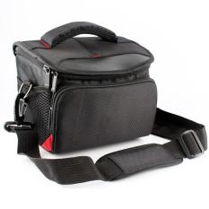 Tas Kamera untuk Canon 1300D 1200D 1100D 100D 550D 600D 650D 700D 18-55mm Lensa (Intl)