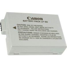 Canon Baterai LP-E8 - Putih