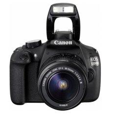 Canon EOS 1200D + Lensa Kit 18-55 mm - 18 MP - Hitam