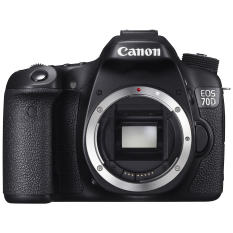 Ulasan Lengkap Canon Kamera Dslr Eos 70D Body Only Free Lcd Screen Guard