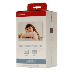 Canon KP 108 Tinta Paper KP-108 for Canon Selphy Series