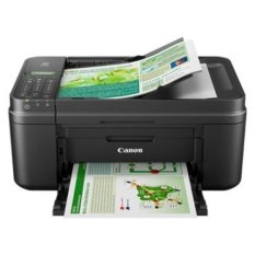 Harga Hemat Canon Multifunction Inkjet Printer Mx497 Hitam