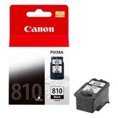 Review Canon Pg 810 Fine Cartridge Hitam Di Dki Jakarta