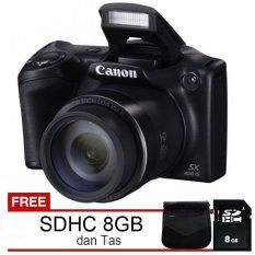Spek Canon Powershot Sx400 Is 16 1 Mp 30X Optical Zoom Canon