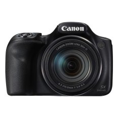 Model Canon Powershot Sx540 Hs Digital Camera Hitam Terbaru