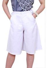 Spesifikasi Caristyle Cullote Short Pants Putih Dan Harga