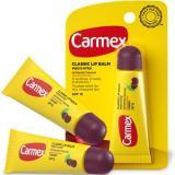 Cuci Gudang Carmex Classic Lip Balm Cherry Tube Spf 15 3Pcs
