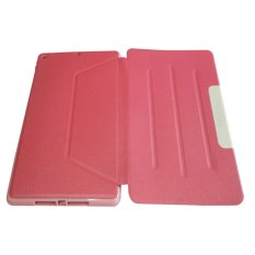 Case Leather Case Tablet For iPad Air / iPad 5 Leather Flipshell Stand Smart Case Cover/ Sarung Pel