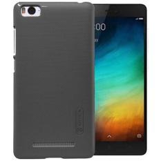 Case Nilkin Hard Protective For Xiaomi Mi4i - Black