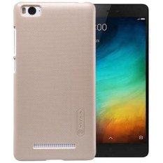 Case Nilkin Hard Protective For Xiaomi Mi4i - Gold
