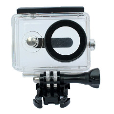 Harga Case Underwater Case For Xiaomi Yi Action Camera Ipx68 40M Hitam Asli