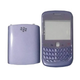 Jual Casing Depan Belakang Blackberry Gemini Curve 8520 Ungu Branded Murah