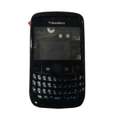 Casing Fullset BlackBerry Gemini Curve 8520 - Hitam