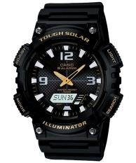 Spesifikasi Casio Analog And Digital Watch Aq S810W 1Bv Jam Tangan Pria Hitam Rubber Paling Bagus