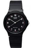 Harga Casio Analog Watch Jam Tangan Unisex Hitam Strap Karet Mq24 1Bldf Asli
