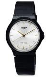 Jual Casio Analog Watch Jam Tangan Unisex Hitam Strap Karet Mq24 7E2Ldf Casio Ori