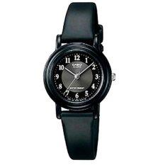 Jual Casio Analog Watch Jam Tangan Wanita Hitam Tali Karet Petite Size Lq 139Amv 1B3Ldf Casio Grosir