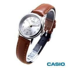 Review Toko Casio Analog Watch Ltp 1095E 7B Jam Tangan Wanita Coklat Leather
