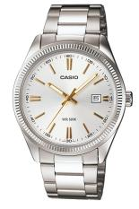 Jual Casio Analog Watch Mtp 1302D 7A2Vdf Jam Tangan Pria Tali Stainless Steel Branded Original