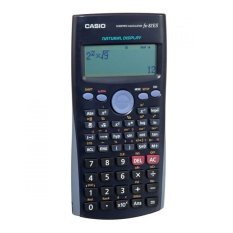 Diskon Produk Casio Calculator Scientific Fx 82Es Plus Hitam