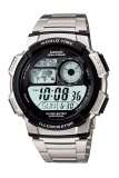 Beli Casio Digital Ae 1000Wd 1Avdf Jam Tangan Pria Silver Stainless Band Indonesia