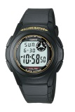 Beli Casio Digital Watch F 200W 9Adf Unisex Watch Karet Hitam Lengkap