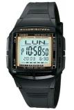 Jual Casio Digital Watch Jam Tangan Pria Hitam Strap Karet Db 36 1Avdf Branded Murah