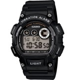 Casio Digital Watch W 735H 1Avdf Jam Tangan Pria Resin Hitam Original