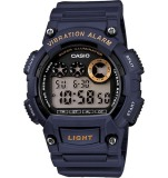 Casio Digital Watch W 735H 2Avdf Jam Tangan Pria Resin Biru Casio Diskon