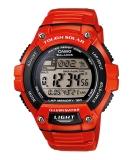 Jual Casio Digital Watch W S220 4Avdf Jam Tangan Pria Karet Tough Solar Satu Set