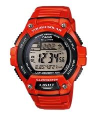 Spesifikasi Casio Digital Watch W S220 4Avdf Jam Tangan Pria Karet Tough Solar Yang Bagus Dan Murah
