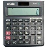 Beli Casio Electronic Calculator Mj 120D Bu Hitam Casio Murah