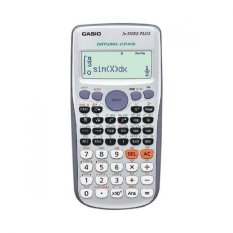 Harga Casio Fx 570Es Plus Standard Scientific Calculator Silver Casio Asli