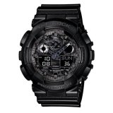 Review Casio G Shock Watch Jam Tangan Pria Hitam Strap Karet Ga 100Cf 1Adr Casio G Shock
