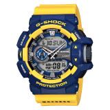 Spesifikasi Casio G Shock Watch Jam Tangan Pria Kuning Strap Karet Ga 400 9Bdr Yg Baik