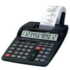 Diskon Casio Kalkulator Cetak Hr 100Tm Hitam Dki Jakarta