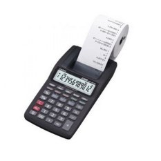 Casio Kalkulator Printer Hr 8Tm Hitam Asli