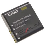 Review Pada Casio Kamera Baterai C Np40