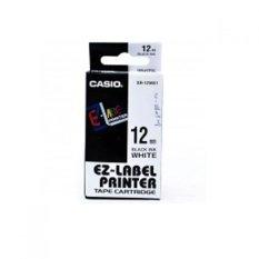 Harga Casio Label Tape Xr 12Rd1 Putih Casio Original