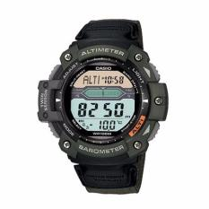Harga Casio Outgear Sgw 300Hb 3Avcf Twin Sensor Altimeter Barometer Asli