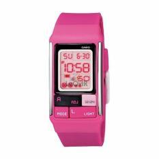 Harga Casio Poptone Ldf 52 4A Jam Tangan Wanita Pink Strap Rubber Origin