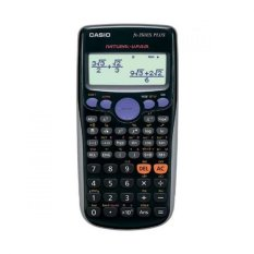 Review Casio Scientific Calculator Fx 350Es Plus Hitam