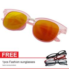 Cat Eye Retro Sunglasses CT MN5007 Baby Pink