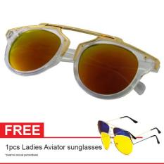 Beli Cat Eye Sunglasses Ct Mn5005 Pink Mercury Free Aviator Sunglasses Kacamata Wanita Dengan Kartu Kredit