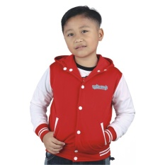 Harga Catenzo Junior Jaket Anak Fedrix Cyi 006 Merah Yang Murah