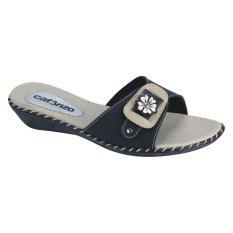 Jual Catenzo Sandal Teplek Ekazanth Uj 302 Hitam Catenzo
