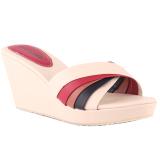 Diskon Produk Catenzo Sandal Wedges Aster Ay 583 Krem