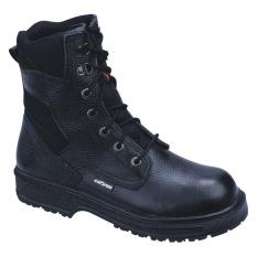 Catenzo Sepatu Boots Ontario LI 056 - Hitam